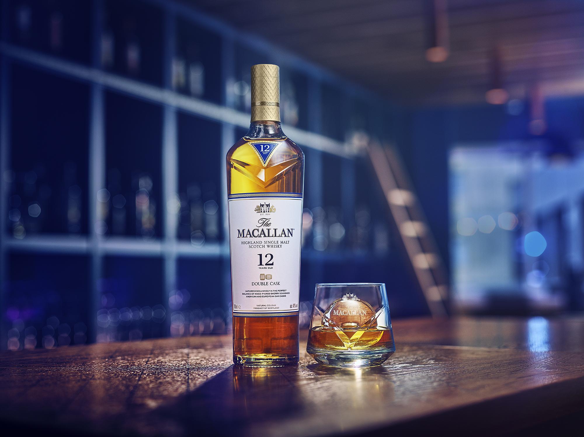 Cata exclusiva The Macallan