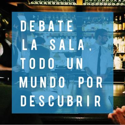 """Debate """"La Sala, todo un mundo por descubrir"""" valencia culinary festival 2020"""