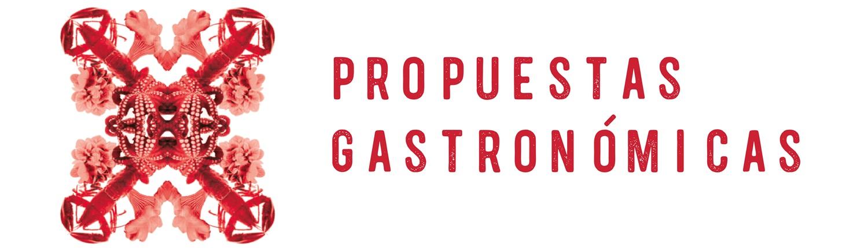 PROPUESTA GASTONOMICAS VALENCIA CULINARY FESTIVAL