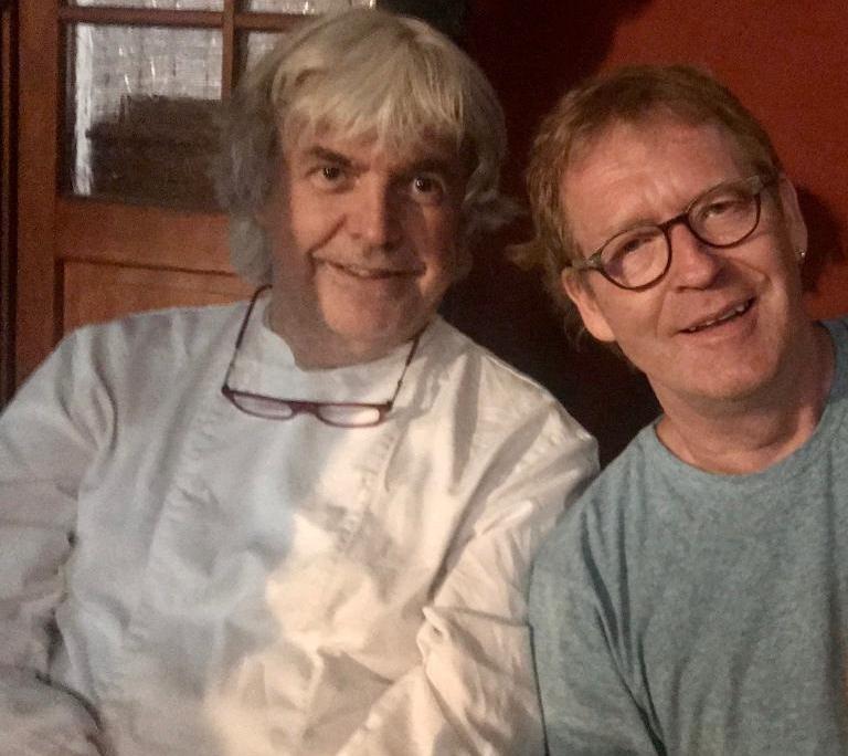 Alfred Friedrich y bernd Knoller restaurante riff Valencia Culinary Festival