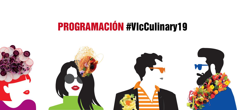 programación de Valencia Culinary Festival