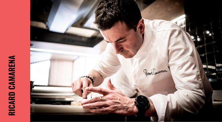 restaurante ricard camarena valencia culinary festival 2020