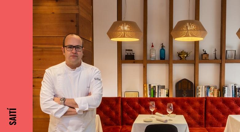 restaurante saití vicente patiño valencia culinary festival 2020