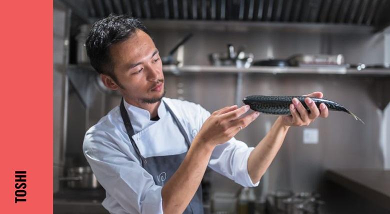 restaurante toshi valencia culinary festival 2020