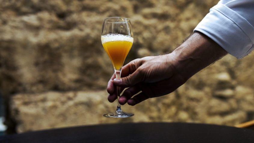 miguel angel mayor sucede y aurelio morales de CEBO participan en valencia culinary festival