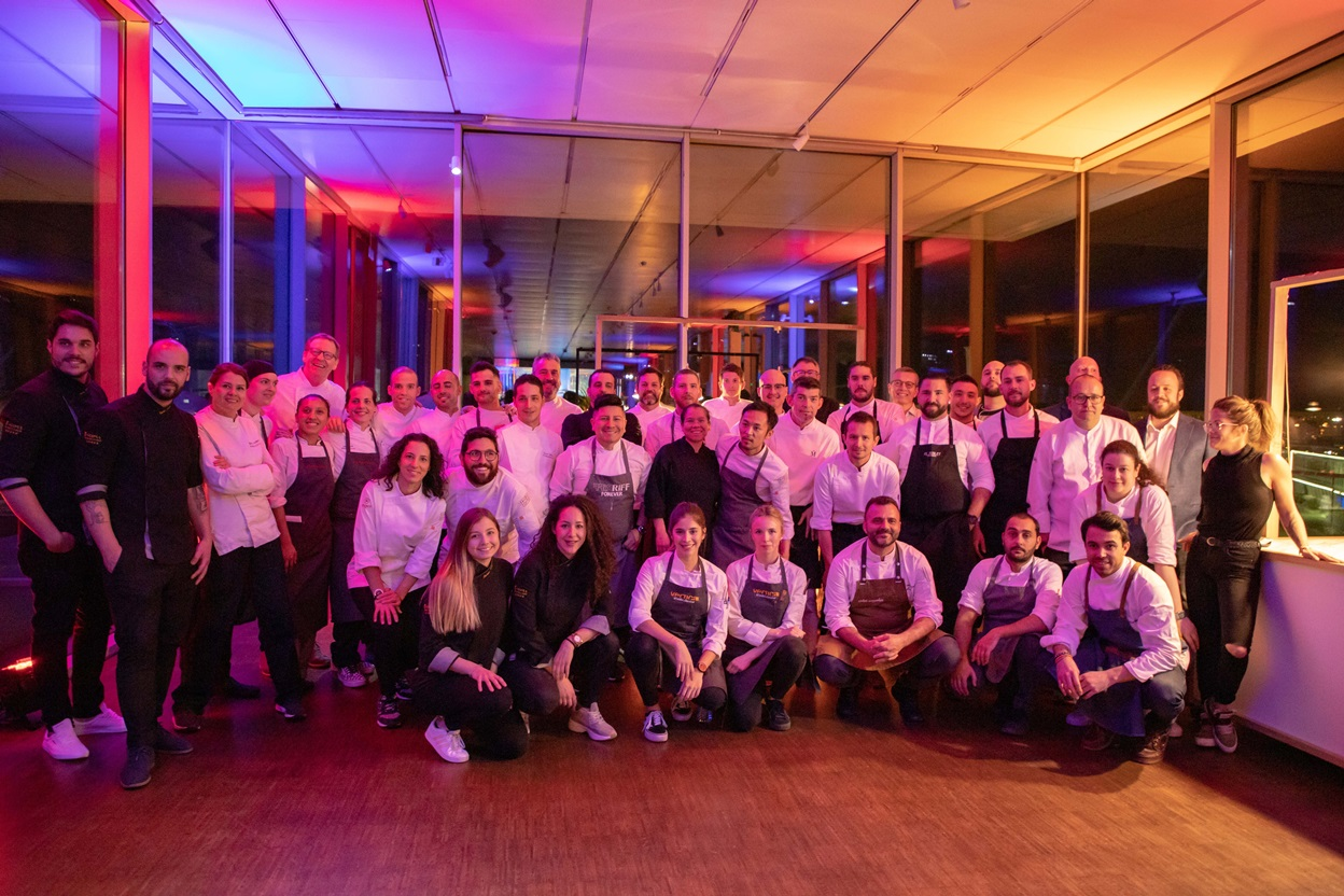 valencia culinary festival. La Noche de la Gastronomia 2020